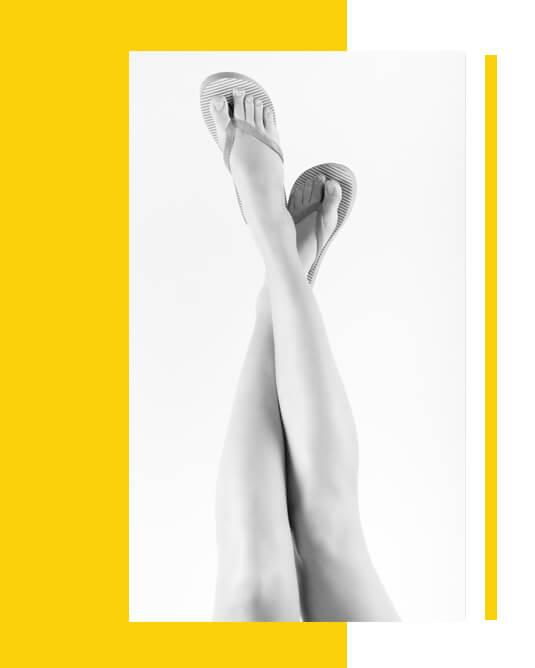 tratamiento de pies en Pontevedra